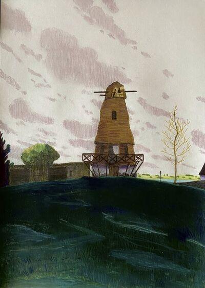 Per Adolfsen, 'The old Mill', 2021