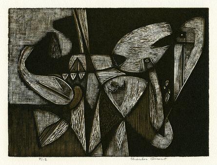 Charles F. Quest, 'Underwater', 1948
