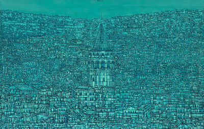 Devrim Erbil, 'Istanbul in the old', 2013