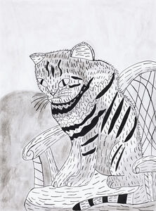Jesus Huezo, 'Domestic Cats', 2019