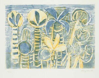 Eduard Bargheer, 'Plants', 1977