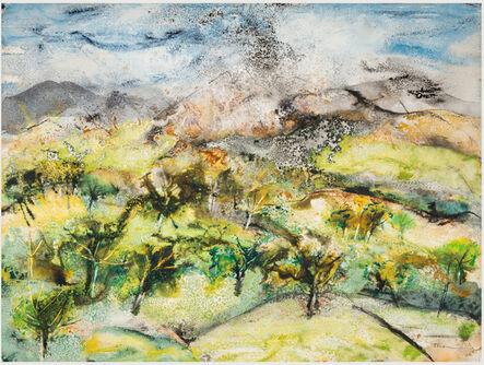 William Thon, 'Upper Tuscany', ca. 1955