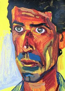 Don Bachardy, 'Peter Alexander', 1981