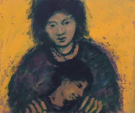 Michael Bennett (1934-2016), 'Mother and child', ca. 2008