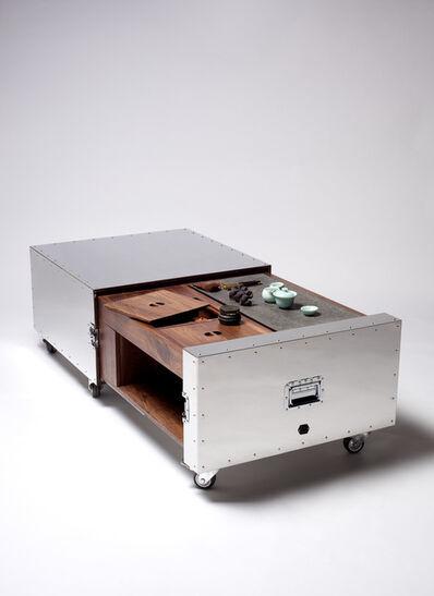 Naihan Li, 'Expandable Tea/Coffee Table', 2014