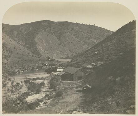Carleton E. Watkins, 'Benton Works', 1860