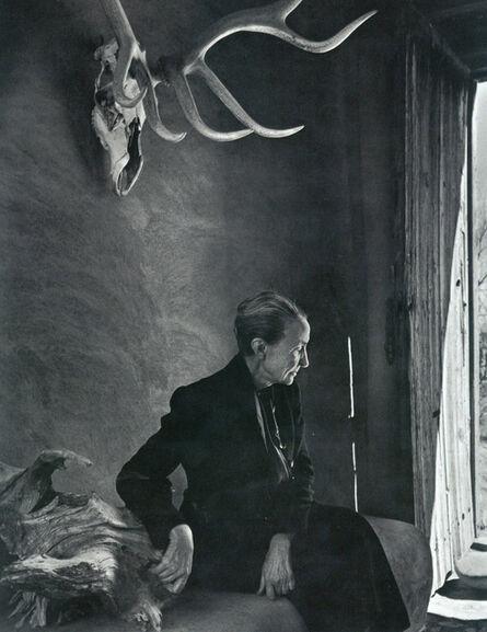 Yousuf Karsh, 'Georgia O'Keeffe'