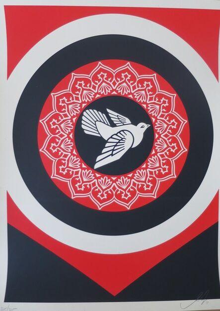 Shepard Fairey, 'Obey Peace Dove (Black)', 2011