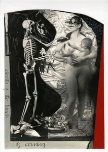 Joel-Peter Witkin, 'Death is Like Lunch, it's Coming', 2010