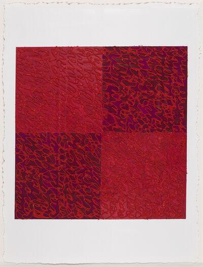 Louise P. Sloane, 'Reds 1', 2016