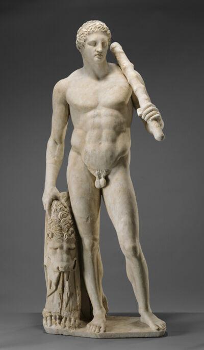 'Statue of Hercules (Lansdowne Herakles)', ca. 125