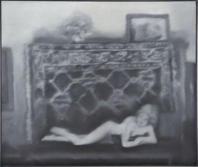 Gerhard Richter, 'Kleiner Liegender Akt', 1967