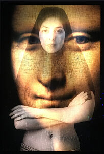 Niloufar Banisadr, 'Mona Lisa', 2015