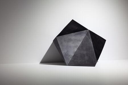 Felecia Chizuko Carlisle, 'Unfolded with Triangular Shadow', 2020