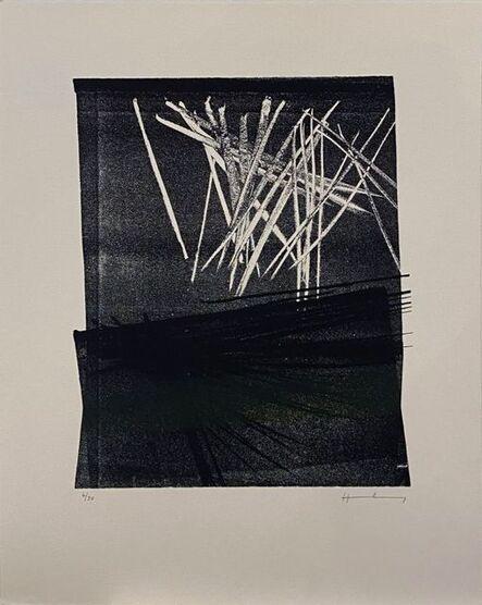 Hans Hartung, 'L1977-13 ', 1977