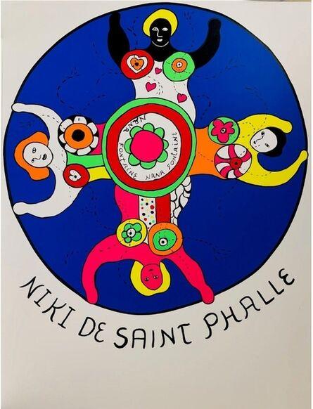 Niki de Saint Phalle, 'Nana Fontaine', 1993