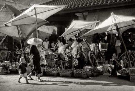 Fan Ho, ''Dancing Canopies 白篷的舞步' Hong Kong', 1950/60s