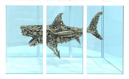 Onyx, 'Bionic Shark', 2019