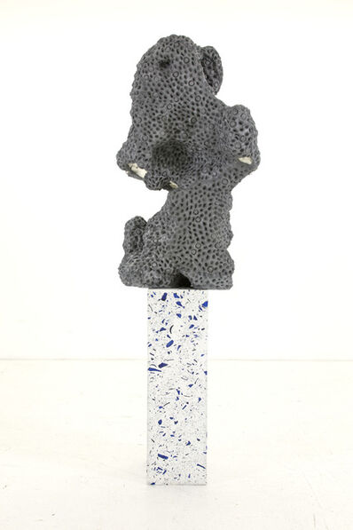 Nicolas Lobo, 'Napalm Stone (Aluminum version 2)', 2014