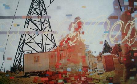 Chris Kienke, 'Under the Wire', 2012