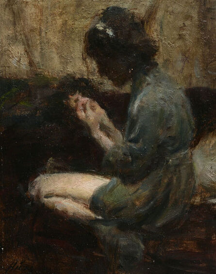 Ron Hicks, 'A Time For...', 2015