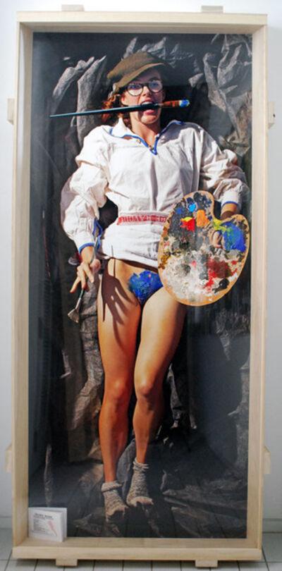 Guy Le Baube, 'Painter (3D)', 2012
