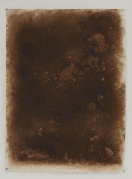 Adan Vallecillo, 'Telluric Drawing 1', 2014