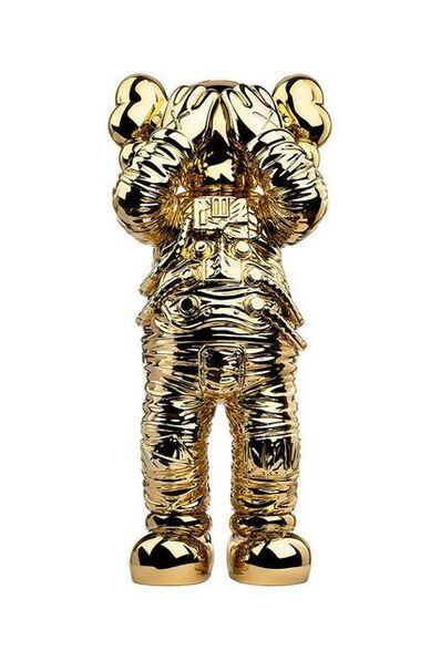 KAWS, 'Holiday Space (Gold)', 2020