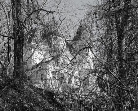 Barbara Lewin, 'House, Aqueduct Trail', 2020