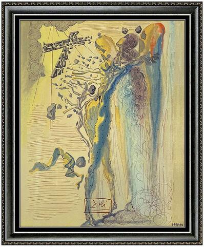 Salvador Dalí, 'Shine of Glorious Bodies', 1971