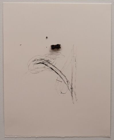 Liliana Porter, 'The accident car upside down', 2014