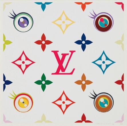 Takashi Murakami, 'Eye Love Superflat (Pink)', 2003