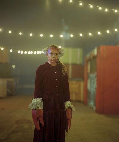 Rachel Louise Brown, 'Lobster Girl. Fright Nights, West Palm Beach.', 2017