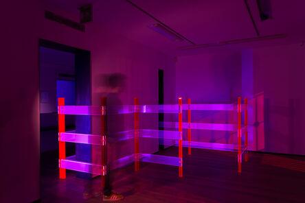 Regine Schumann, 'Push borders ', 2020
