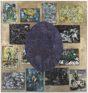 "Jörg Immendorff, '""Untitled""', 2007"