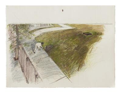 Mel Chin, 'Earth Work (Nashville, Tenn 1974)', 1981