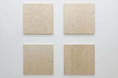 Robert Barry, 'Untitled', 2015