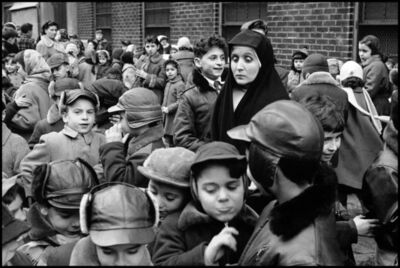 Leonard Freed, 'New York City, USA (Little Italy)', 1954-1955