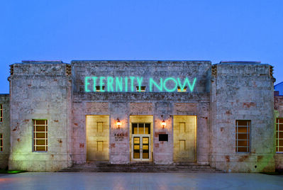 Sylvie Fleury, 'Eternity Now', 2015