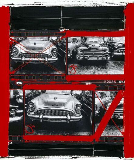 William Klein, 'Buicks, New York 1955-1995', 2019