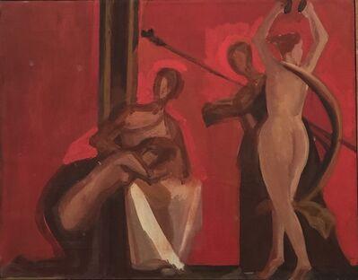 Wendy Gittler, 'Improvisation on a Pompeian painting', 2012