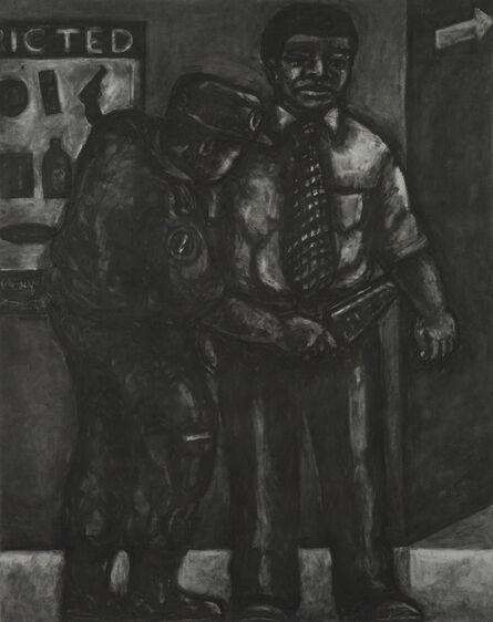Peterson Kamwathi, 'Door I', 2012
