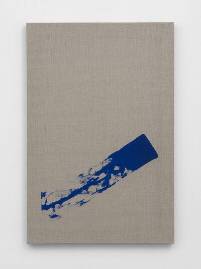 Addie Wagenknecht, 'self portrait- legs spread #1', 2017