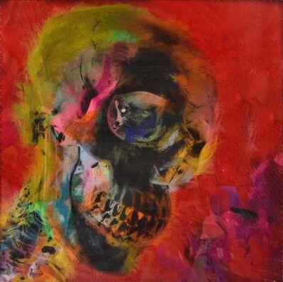 Daniel Gastaud, 'Vanity red', 2017