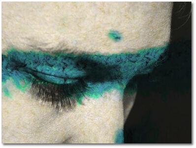 Daniel Gastaud, 'Julia's Eye Turquoise ', 2016