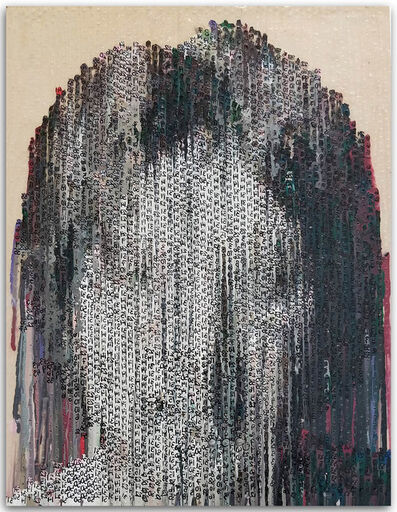 Bradley Hart, 'Lennon (Impression) ', 2017