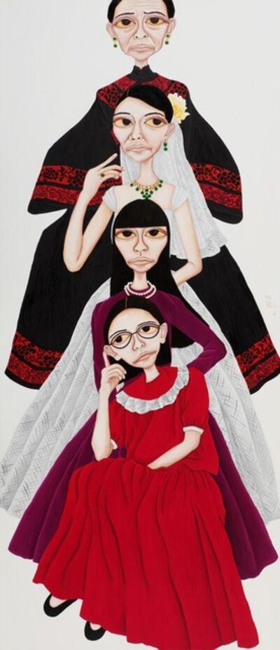 Liu Yi-Lan 柳依蘭, 'Fragments', 2014