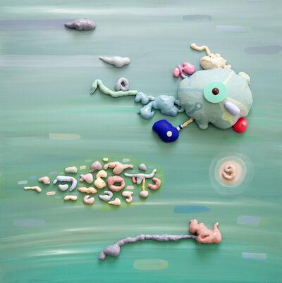 Adam Gunn, 'Jetsam', 2015