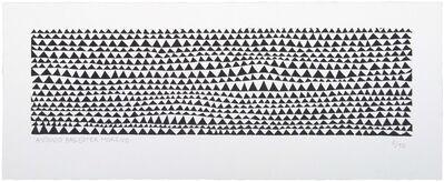 Antonio Ballester Moreno, 'Triángulos', 2013