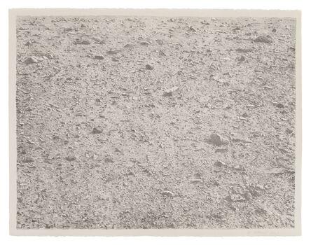 Vija Celmins, 'Untitled (Desert)', 1971